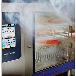 Alto Shaam Smoker - Combisteamer CT Express