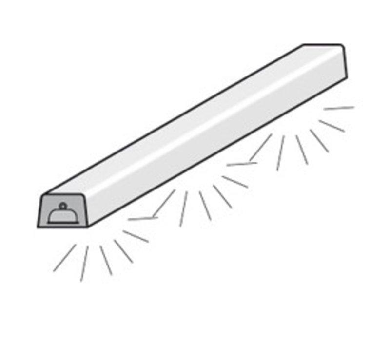 Diamond Lighting element (Neon)   Top Structure   1455 (l) mm