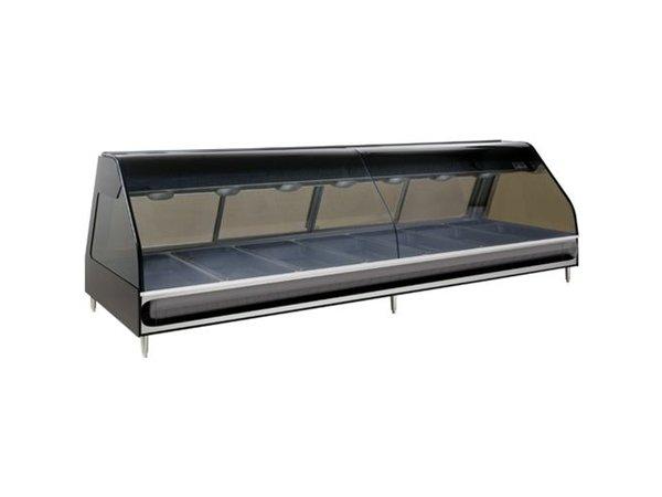 Alto Shaam Heated display case   Alto Shaam ED2-96 / P Self-Black