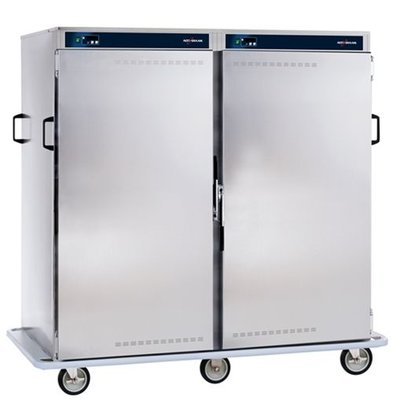 Alto Shaam Banquet trolley stainless | Alto Shaam 1000 BQ 2/192 | electric | 3kW | 1744 (b) x739 (d) x1716 (H) mm