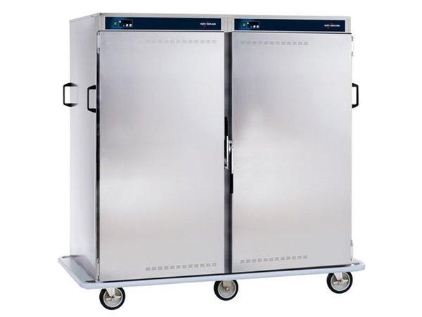 Alto Shaam Banquet trolley stainless   Alto Shaam 1000 BQ 2/192   electric   3kW   1744 (b) x739 (d) x1716 (H) mm