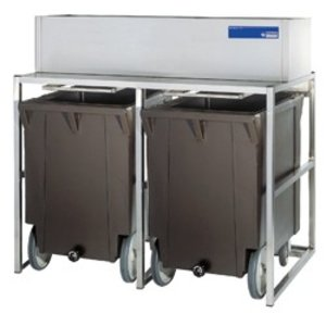 Diamond Storage Bins With Wheels | 2x 108kg (ICEV500A & ICEV900A)