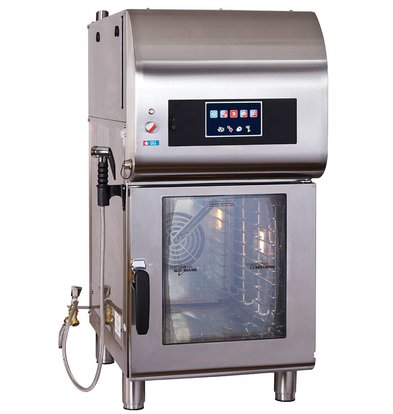 Alto Shaam Combi Therm Oven | combisteamer | Alto Shaam CTX4-10EVH | electric | 7,67kW | 10 x1 / 1GN