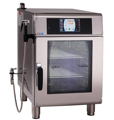 Alto Shaam Combi Therm Oven | combisteamer | Alto Shaam CTX4-10E | electric | 7,48kW | 10 x1 / 1GN