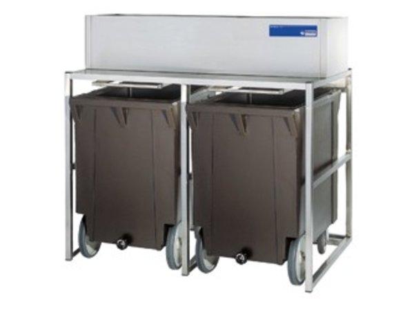 Diamond Lagerplätze mit Rädern   2x 108kg (ICE300MA)