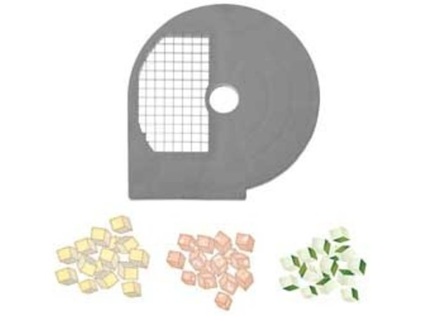 Diamond Rost Für Cubes / Mazedonien | 10mm