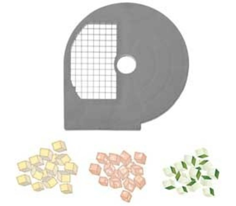 Diamond Shelf For Cubes / Macedonia   10mm