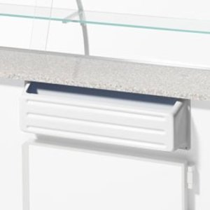 Diamond Papierhalter in ABS   700 (L) mm