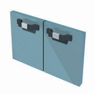 Diamond Doors Left & Right   Diamond Cookers of 700mm