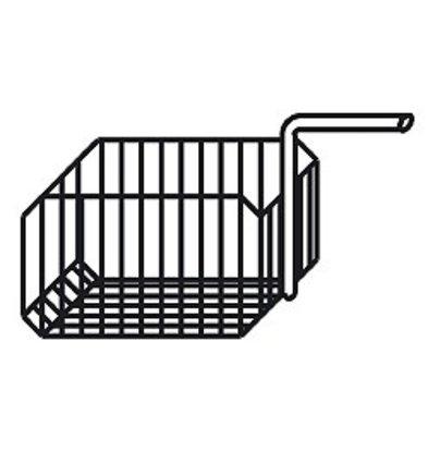 Diamond Fryer basket for 14-15 Liter | 235x290x110 (h) mm