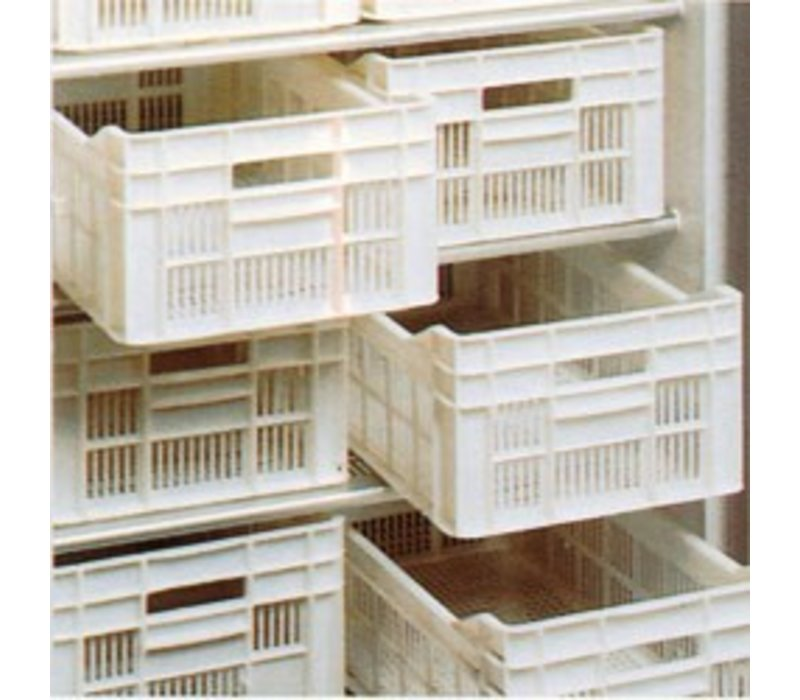 Diamond Bakken in Polyethyleen | Voor N600 & N600X