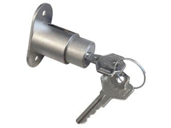 Diamond Option: Lock for Cabinets