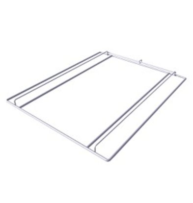 Diamond Structure Rilsan coating   530x650x30 (h) mm