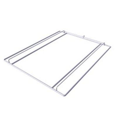 Diamond Struktur Rilsanbeschichtung | 530x650x30 (h) mm