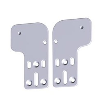 Diamond Set Hinges Right and Left