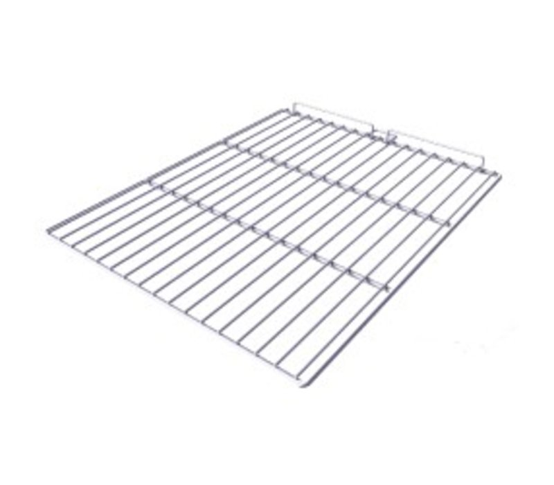 Diamond Stainless steel grid GN2 / 1 | 650x530x50 (h) mm