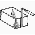 Diamond Basket For Fryer 1/2 | 130x360x140 (h) mm