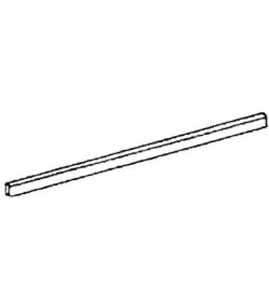 Diamond Naaddichtingsstrip RVS | 640x10x10(h)mm