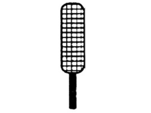 Diamond Edelstahlkorb für Nudelkocher | 95x295x230 (h) mm