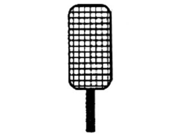 Diamond Edelstahlkorb für Nudelkocher | Frontal Griff | 145x295x230 (H) mm