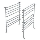 Diamond Set Lateral Guides (Left & Right) | for Mount
