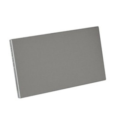 Diamond Lateral Plinth stainless steel | Left & Right | 175x515 (h) mm