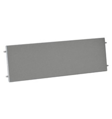Diamond Frontal Plinth stainless steel | 900x175 (h) mm