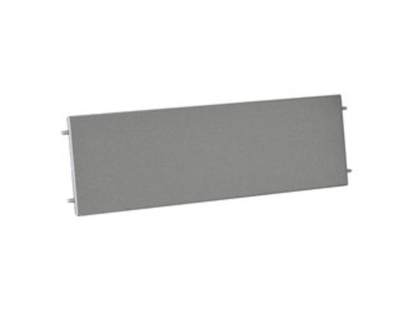 Diamond Frontale Plint RVS | 600x175(h)mm