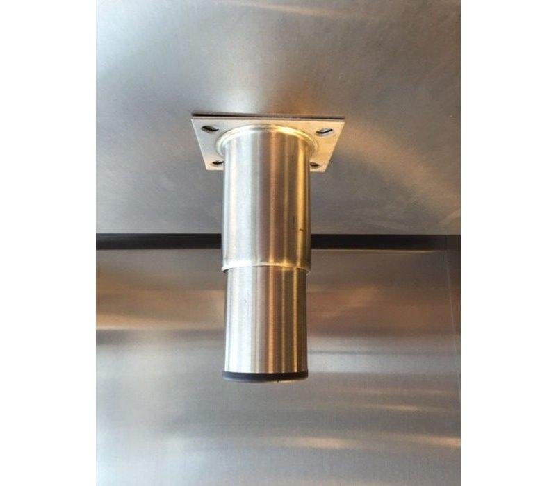 Alto Shaam Die Beine 152 mm hoch - Cook & Hold Ofen