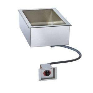 Alto Shaam Trocken Bain-Marie | Alto Shaam 100-HW / D6 | Elektrizität | 600W | 1x 1/1 GN 150 mm