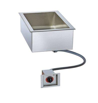 Alto Shaam Dry bain-marie | Alto Shaam 100-HW / D6 | electric | 600W | 1x 1 / 1GN 150mm