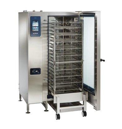 Alto Shaam GN wagen 20-20MW/CTP20-10  Capaciteit: 20 x GN 1/1 65 mm