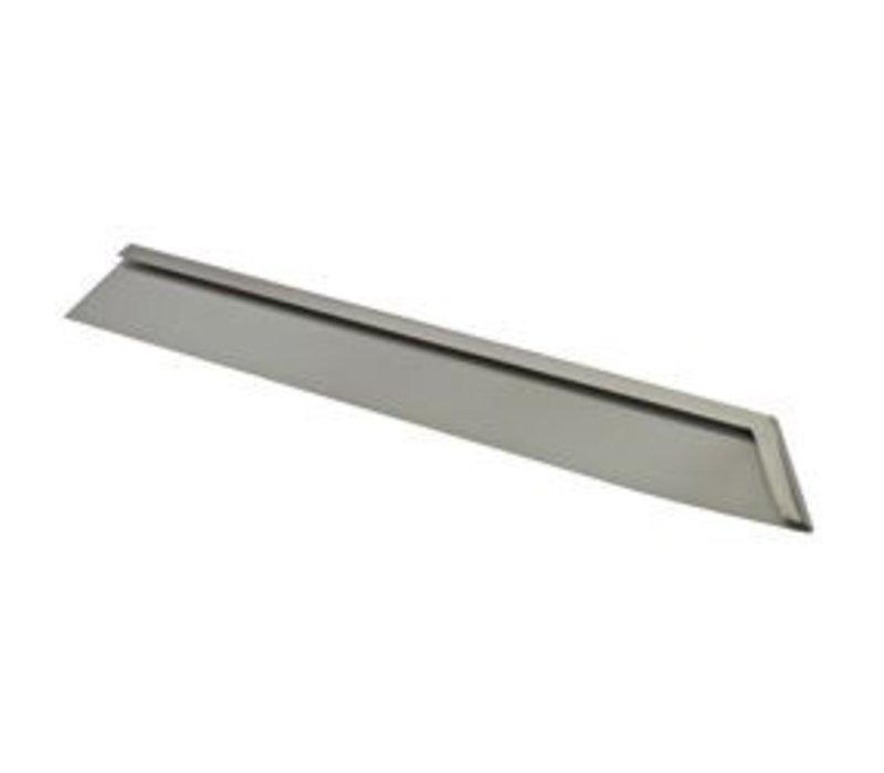 Diamond Dichtleiste rechts | 530x80x7 (h) mm