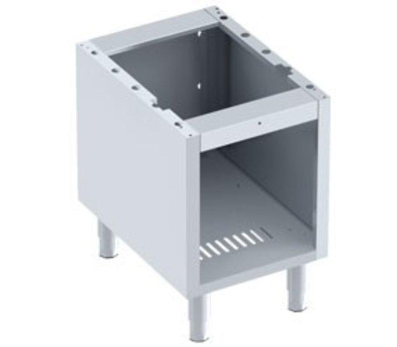 Diamond Open Frame SS | Kühlergrill 1/2 Modul | Verstellbare Füße
