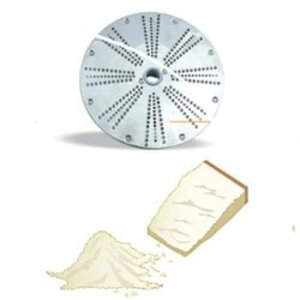 Diamond Rasperschijf Parmesan | spülmaschinengeeignet