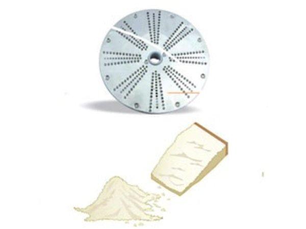 Diamond Rasperschijf Parmesan   Vaatwasserbestendig