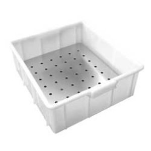 Diamond Bake PVC For Fish Refrigerator | 400L