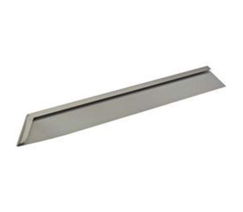 Diamond Sealing Strip Links | Plate or grill + Standard