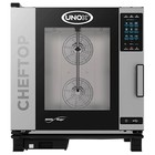 Unox Combisteamer Plus Gas Combi Oven | XEVC-0711-GPR | 7 x GN 1/1 | 750x773x843(h)mm
