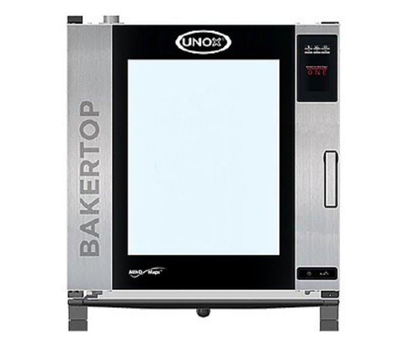 Unox Kombidämpfer Plus Elektro Combi Ofen | XEBC-10EU-EPR | 10x 600x400mm | 400V | 860x957x1163 (h) mm