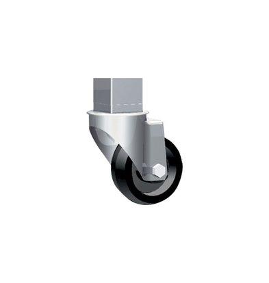 Unox Kit 4 Räder | 2 mit Bremse | XUC010