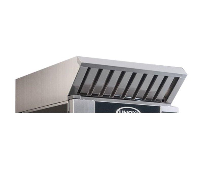 Unox Für Haube Kombidämpfer   XEBHC-HCEU   230   100W   860x1145x240 (h) mm