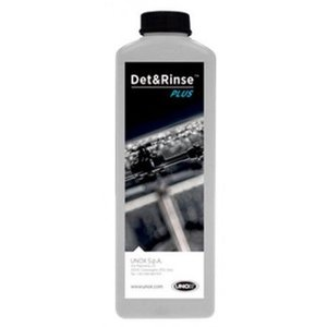 Unox DET Detergent & Rinse | DB 1015 | Box 10x 1 Liter