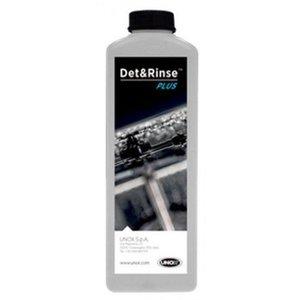 Unox Reinigingsmiddel DET& Rinse   DB 1015   Doos 10x 1 Liter