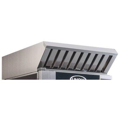 Unox Afzuigkap Voor Elektrische Ovens | XEVHC-HC11 | 230V | 100W | 750x956x240(h)mm