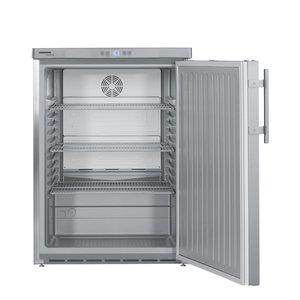 Liebherr Refrigerator Substructure Dynamic SS | Liebherr | 141 Liter | FKUv 1660 | 60x61x (h) 83cm