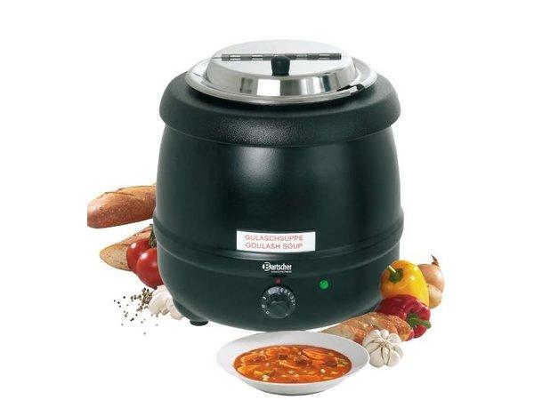 Bartscher Elektrische Suppenkessel 9 Liter