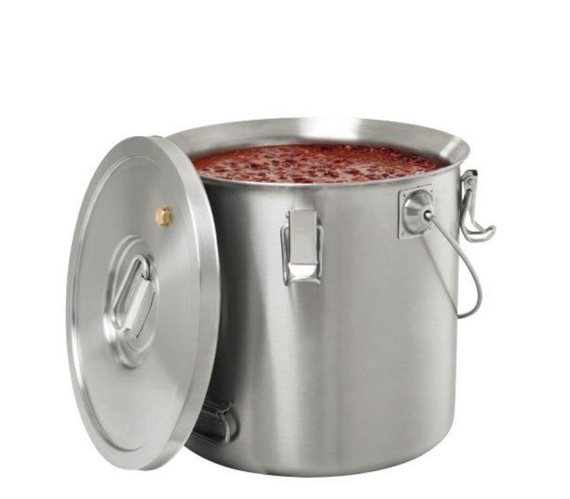 Bartscher Thermische Transportbehälter | 20 Liter | 343x (H) 345mm