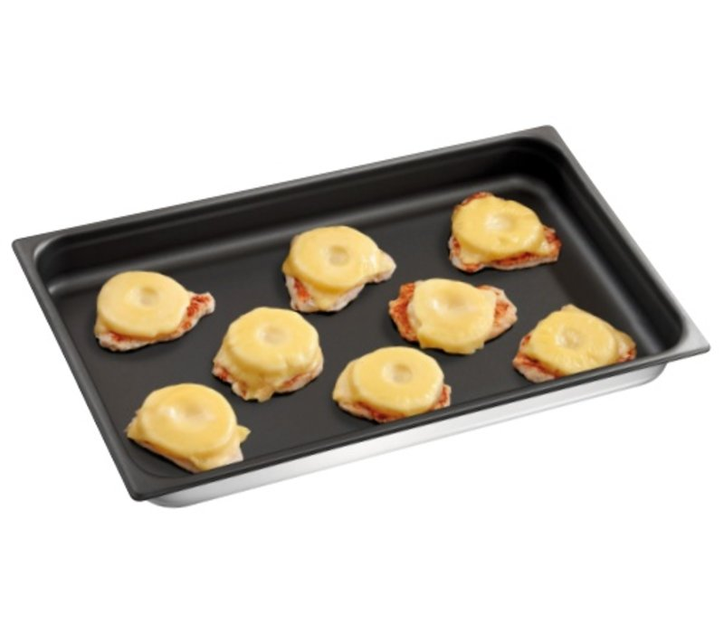Bartscher GN container 1/1 - GN - 65 mm - deep non-stick coating | 325x530mm