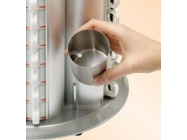 Bartscher Cup Heater Tabletop | 48 cups | 200W | XXL OFFER!